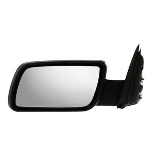 Power Mirror For 2009 2012 Ford Flex Front Driver Side Heated With Memory Chrome