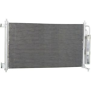 Ac Condenser For 2007 2012 Nissan Versa 2009 2012 Cube With Drier Aluminum