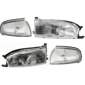 New Kit Auto Body Repair For Toyota Camry 1992 1994