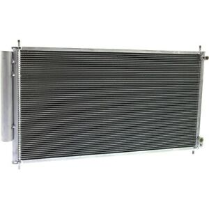 Ac Condenser For 2012 2015 Honda Civic With Receiver Drier 80110ts4t01