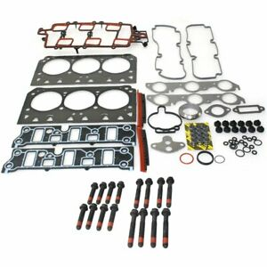 Head Gasket Set With Bolts For 97 05 Buick Chevy Oldsmobile Pontiac 3 8l 12 Ohv
