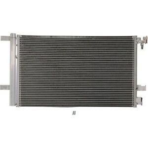 Ac Condenser For 2013 2015 Chevrolet Malibu With Receiver Drier Gm3030285