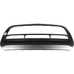Front Center Bumper Cover For 2012 2013 Kia Soul Primed