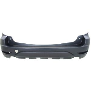 Rear Bumper Cover For 2009 2013 Subaru Forester Primed
