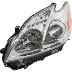 Headlight For 2012 2013 2014 2015 Toyota Prius Four Three Two One Left
