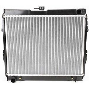 Radiator Assembly Aluminum Core Direct Fit For Toyota Pickup Truck 4runner New