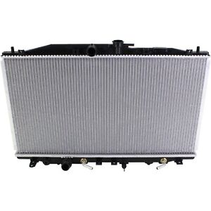 Radiator For 2004 08 Acura Tsx 2 4l 1 Row