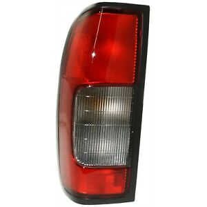 Tail Light For 2002 2004 Nissan Frontier Lh