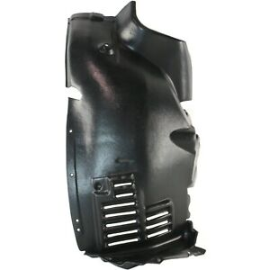 Splash Shield For 2008 2015 Mercedes Benz C63 Amg Front Right Side Front Section