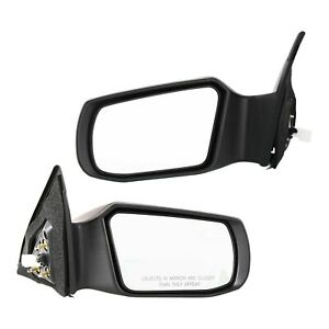 Mirror Set For 2007 2012 Nissan Altima Power Hybrid Model Left And Right Primed