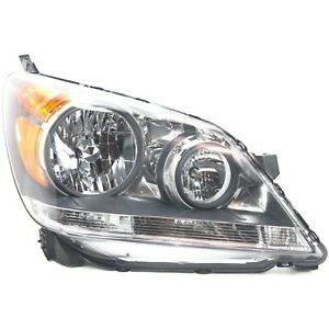 Headlight For 2008 2009 2010 Honda Odyssey Lx Touring Dx Ex Ex l Right With Bulb