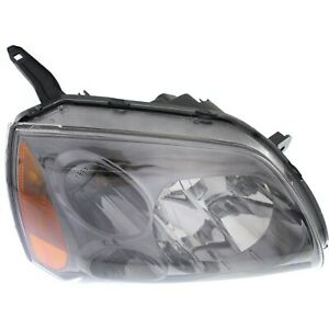 Headlight For 2004 2005 2006 2007 2008 2009 Mitsubishi Galant Right With Bulb