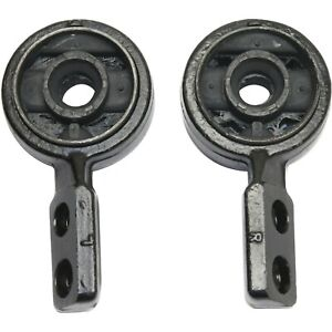 Front Lower Control Arm Bushings Brackets Pair Set Of 2 For Bmw E36 3 Series