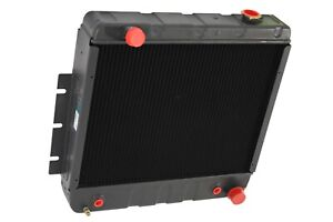 Hyster Forklift Radiator H135xl With 4 3 Vortec Engine Oe 1456899 1387250