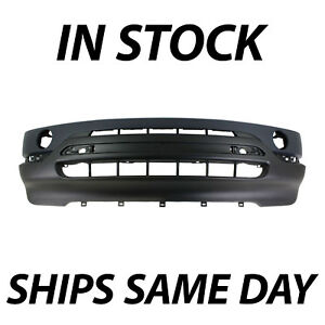 New Primered Front Bumper Cover Fascia For 2000 2003 Bmw X5 Suv 51118402303
