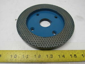 8725a24 Diamond Grinding Wheel 6 Medium 6 Od X 1 1 4 Id X 3 4 Thick