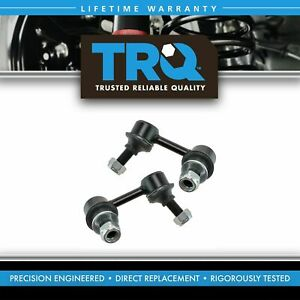Front Stabilizer Sway Bar End Link Lh Rh Pair For 01 04 Tacoma Pickup Truck New