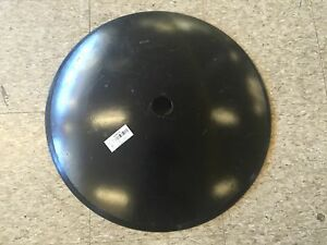 Genuine Agco Ingersoll Harrow Disc Blade 22 X 1 75 Part Sn9820n 9820n