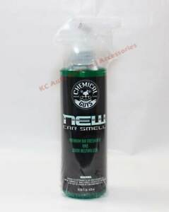 Chemical Guys New Car Scent Air Freshener 16 Oz Spray Bottle Air101
