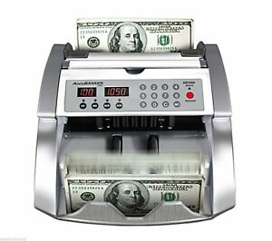 Accubanker Ab1050 Commercial Bill Counter Free Gift Card