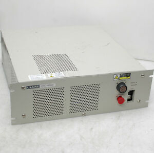 Ulvac Krc 4000z Xu cm6000 Robot Controller With Dented Top Powers On