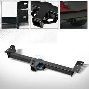Class 3 Trailer Hitch Receiver Rear Bumper Tow Kit 2 For 97 06 Jeep Wrangler Tj