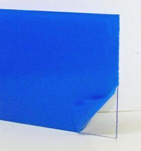Clear Acrylic Plexiglass Sheet 4 X 6 X 1 16 1 5mm Plastic Perspex