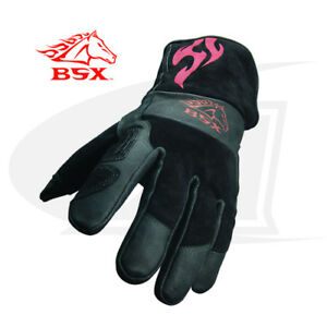 Bsx Bs50 Fire Resistant Stick Welding Gloves