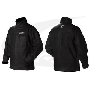 Miller Premium Leather Welding Jacket