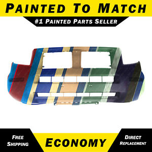 New Painted To Match Front Bumper Cover For 2006 2007 2008 Honda Ridgeline