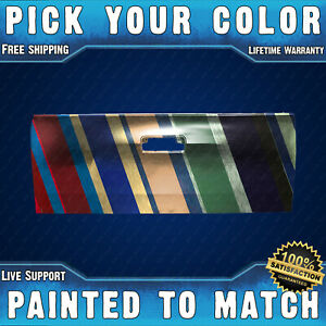 New Painted To Match Rear Tailgate For 2007 2011 Toyota Tundra Pickup Truck