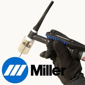 Tig Torch Remote Hand Amperage Control Miller 5 Pin Rotary Cable Length 28 Ft