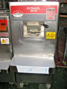 Extragel Batch Freezer Model 28 35