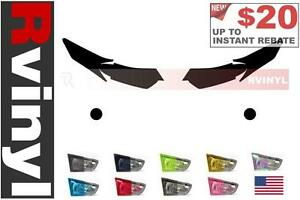 Rtint Headlight Tint Precut Smoked Film Covers For Acura Tsx 2009 2014