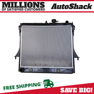 Radiator For 2009 2011 2012 Chevrolet Colorado Gmc Canyon 2006 2010 Hummer H3