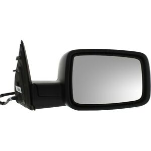 Mirror For 2009 2010 Dodge Ram 1500 Ram 2500 With Signal Light Right Paintable