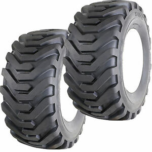 Two 26x12 00 12 Compact Tractor Tire R 4 For Some John Deere 4wd Kenda K514 4ply