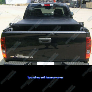 Premium Fits Nissan Frontier Crew Cab 5ft Bed 2005 14 Rollup Tonneau Cover