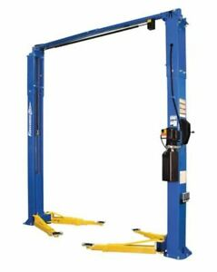 Rotary Revolution R10 10 000lb Auto Lift Hoist 3 Stage Front 2 Stage Rear Arm
