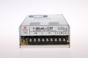 24 Vdc 14 6a 350w Switching Power Supply Driver For Led Strip