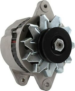 New Alternator Fits Allis Chalmers Farm Tractors 5030 Toyosha 2 90 Dsl 1979 1985