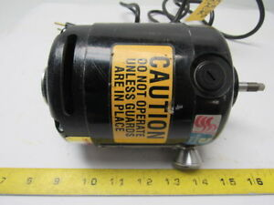 Dumore 8473 210 Series 44 Tool Post Grinder Electric Motor13000rpm 115v 1 4 Hp