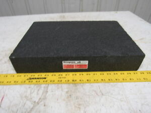 12 X 18 X 3 Granite Surface Plate Black