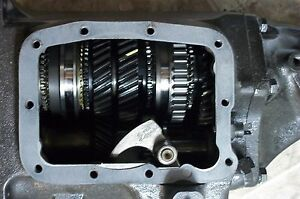1964 1965 Mopar A833 4 Speed Transmission Rebuilt 1 Year Warranty New Process