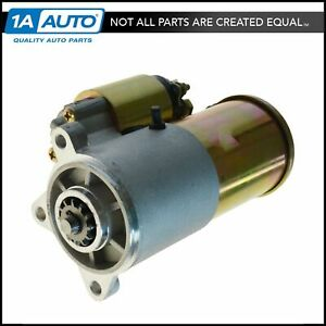 Gear Reduction Starter Motor For Ford Excursion F350 F250 F150 Lincoln Navigator