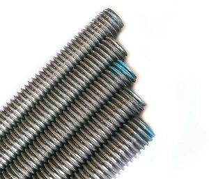 Stainless Steel Threaded Rod 3 8 16 X 36 5 Piece Bundle