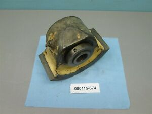 Barber Coleman 7 5 8 Outboard Arbor Support For Hobbing Machine 1 25 dia