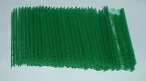 5000 Green 1 Clothing Garment Price Label Tagging Tagger Gun Barbs Fasterners