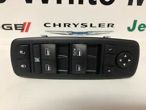 07 12 Nitro Liberty Journey Driver Door Master Window Mirror Switch Jp3 Mopar