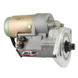 Tuff Stuff Starter Motor 13149 Zinc 3 0hp Mini Denso Gr For Ford 429 460 Bbf